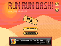 Video Game: Run Run Dash!