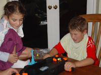 Board Game: Hydro Strike