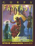 RPG Item: GURPS Fantasy Folk (Second Edition)