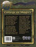 RPG Item: College of Magics