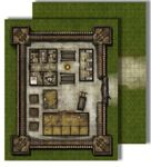 RPG Item: GameMastery Flip-Mat: Bandit Outpost
