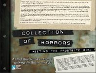RPG Item: Collection of Horrors 06: Meeting the Frostbite Girl