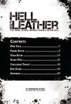 RPG Item: Hell for Leather