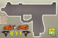 Board Game: Ca$h 'n Gun$: Uzi