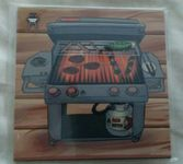 Board Game: Deck Building: The Deck Building Game – The Barbecue Grill Promo