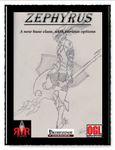 RPG Item: Zephyrus