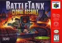 Video Game: BattleTanx: Global Assault