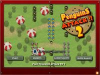 Video Game: Penguins Attack TD 2