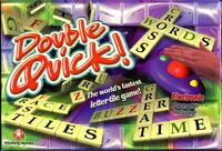 Board Game: Double Quick
