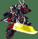 Character: Phantom (Super Robot Wars)