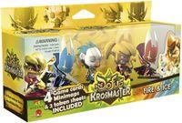 Board Game: Krosmaster: Arena – Exp #1 – Fire & Ice