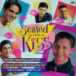 Board Game: Sealed with a Kiss