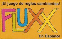 Board Game: Fluxx en Español