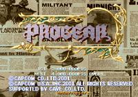 Video Game: Progear