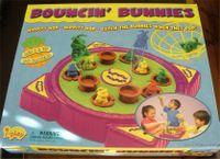 Board Game: Bouncin' Bunnies