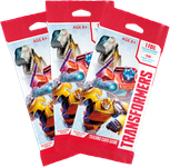 Board Game: Transformers Trading Card Game: Booster Pack