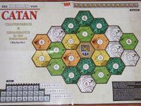 Board Game: Die Siedler von Catan: Renaissance in der Steiermark & Burgbau auf Chaffenberch