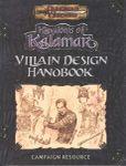 RPG Item: Villain Design Handbook
