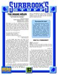 RPG Item: Surbrook's Stuff: The Grand Mêlée (HERO)