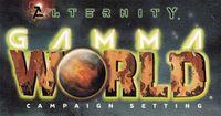 RPG: Gamma World (5th Edition)