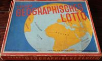 Board Game: Geographisches Lotto