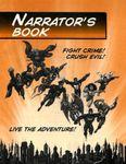 RPG Item: DC Universe Narrator's Screen