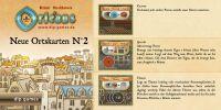 Board Game: Orléans: Neue Ortskarten N°2