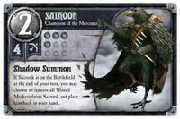 Board Game: Summoner Wars: Sairook