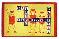 Board Game: Das Kreuzworträtselspiel
