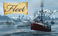 Board Game: Fleet