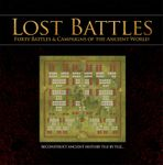 Board Game: Lost Battles: Forty Battles & Campaigns of the Ancient World