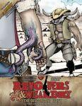 RPG Item: Revolvers & Wizardry: The Discordant West