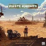 Board Game: Waste Knights: Second Edition