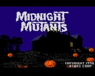 Video Game: Midnight Mutants