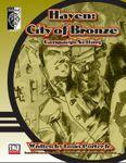 RPG Item: Haven: City of Bronze