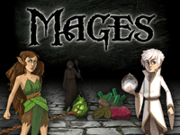 Board Game: Mages