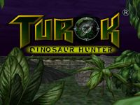Video Game: Turok: Dinosaur Hunter