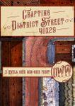 RPG Item: Crafting District Street 40X29