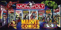 Board Game: Monopoly: Marvel Comics