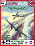 Board Game: Check Your 6! Aces Over Hungary