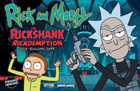 Board Game: Rick and Morty: The Rickshank Rickdemption Deck-Building Game