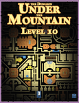 RPG Item: The Dungeon Under the Mountain: Level 10