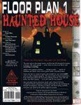 RPG Item: Floor Plan 1: Haunted House