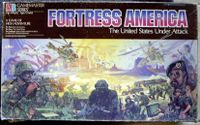 Board Game: Fortress America