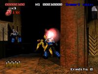 Video Game: Judge Dredd (1997)