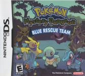 Video Game: Pokémon Mystery Dungeon: Blue Rescue Team and Red Rescue Team