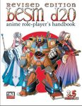 RPG Item: BESM d20 Anime Role-Player's Handbook (Revised Edition)