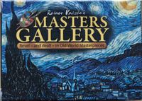 Board Game: Masters Gallery