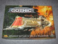 Board Game: Battlefleet Gothic