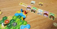 Board Game: The Quest for El Dorado